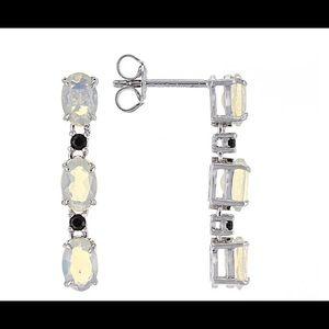 Jewelry - Ethiopian opal earrings